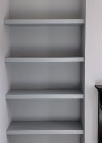 Alcove Floating Shelves Newcastle