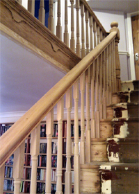 GOSFORTH CARPENTRY & DESIGN: Staircase Spindles
